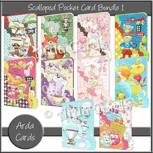 Pocket Card Bundle