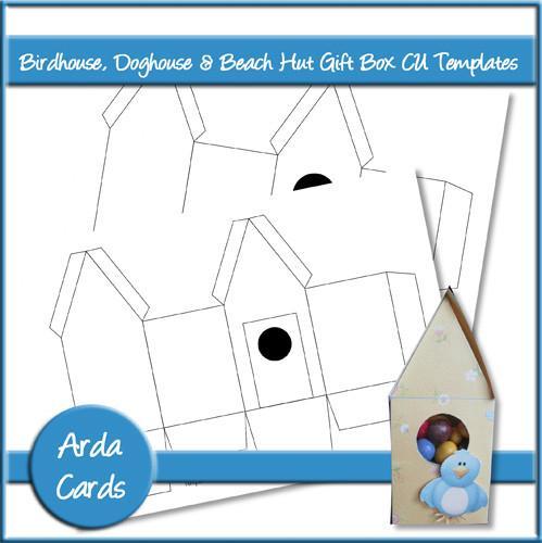 birdhouse templates