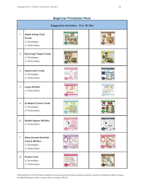 Printable nursing home activities for instant download