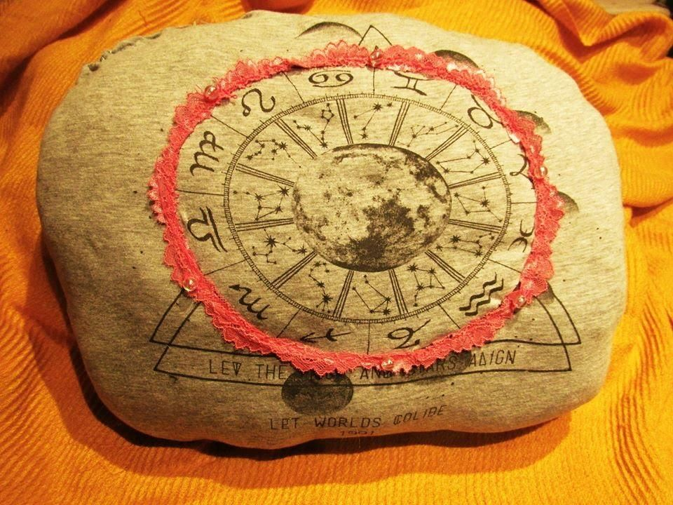 T-Shirt Cushion