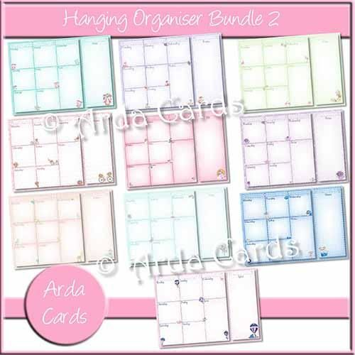 Hanging Organiser Bundle 2