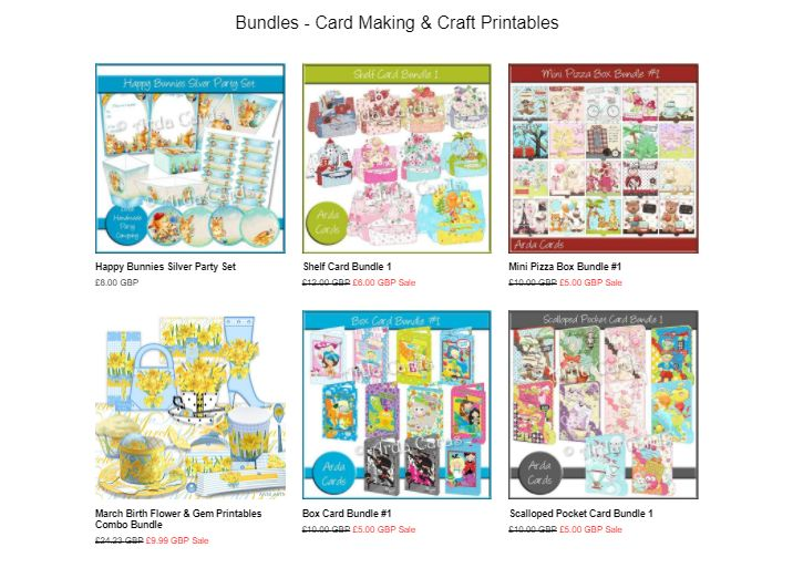 shop at Crafting4Good CIC