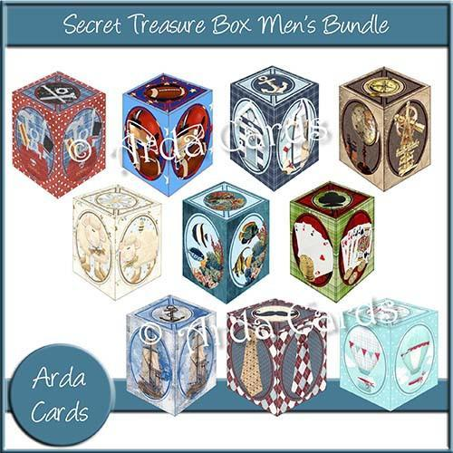 Men's Treasure Box Bundle